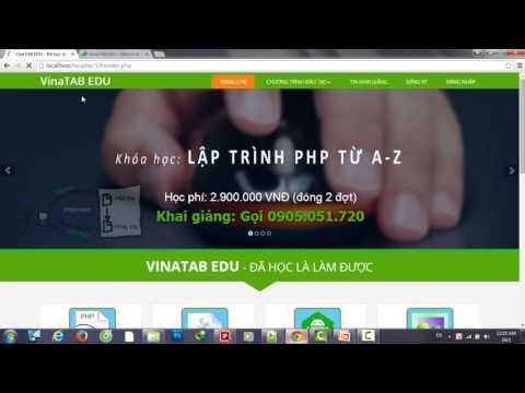 Chuyển hướng header trong PHP