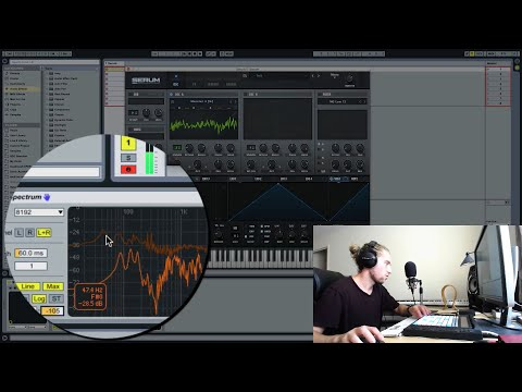 How To Make Wide Bass in Serum