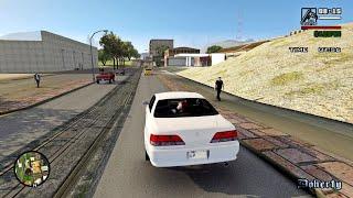 GTA San Andreas 2021 4K Gameplay Part 37 - 555 WE TIP - GTA San Andreas 4K 60FPS PC