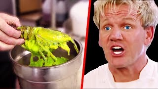 Top 10 Gordon Ramsay SHUTDOWNS (Kitchen Nightmares)