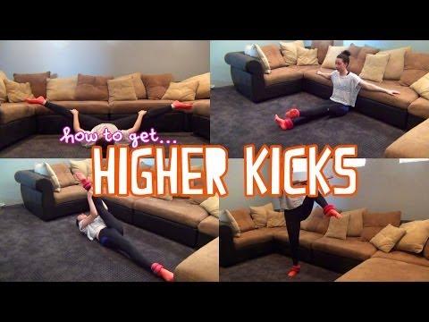 Higher Kicks Fast: Dance How-To