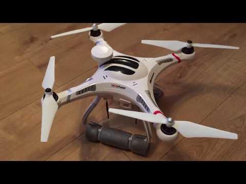 Quanum Nova or Cheerson CX20 Cheap Landing Gear Mod