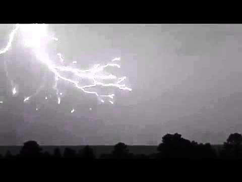 The Most Amazing real Thunderstorm Video