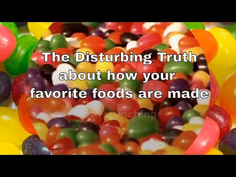 Here Is The Disturbing Truth About How Some Of Your Favorite Foods Are Made