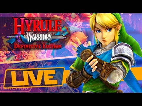 Adventure Map! - Hyrule Warriors Definitive Edition Switch