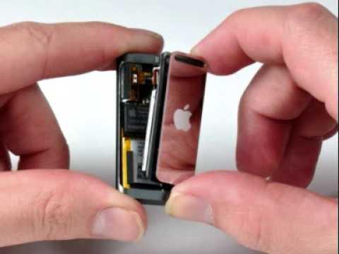 iPod Shuffle Tear Down