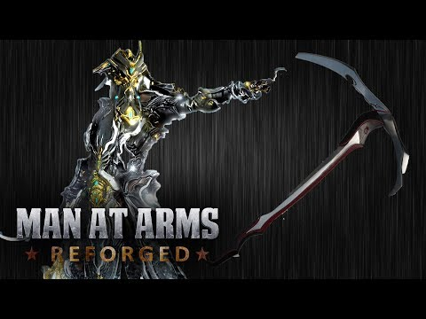 Hate Scythe - Warframe - MAN AT ARMS: REFORGED