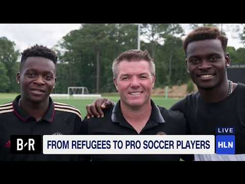 From Refugees to Pro Soccer Players