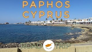 Paphos, Cyprus 2017 🇨🇾 - Top sights and attractions