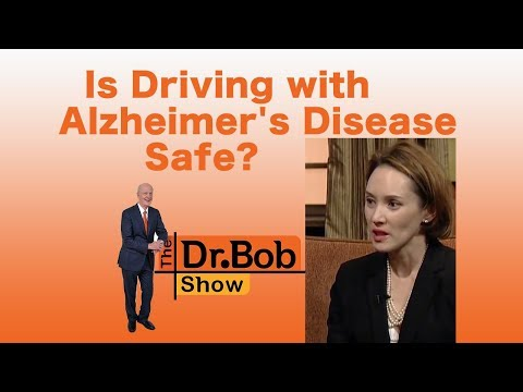 Is Driving with Alzheimer's Disease Safe?