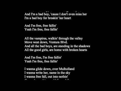 Tom Petty - Free Fallin' Meaning