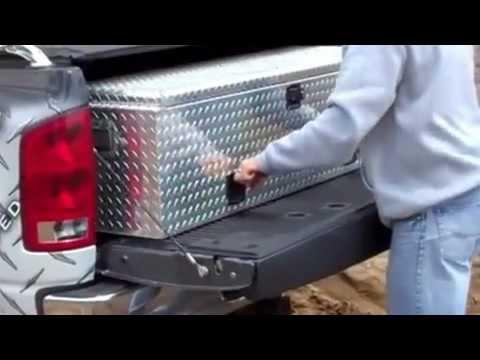Portable Truck Tool Box