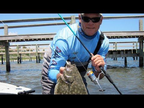 St Augustine Inshore Fishing for Florida Flounder