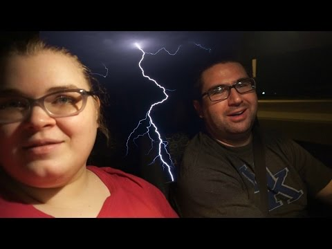 Harker Files Vlog | Storm Chasers