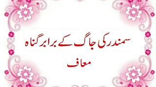 Zikr / Pichle Sare Gunah Maff : Quran Hadees