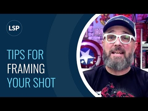 TECH: Tips for framing your shot for more professional looking video!