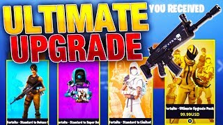 Buying the NOCTURNO Upgrade Pack! IS IT WORTH IT? | Fortnite Save the World