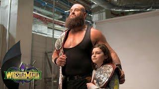 WrestleMania 34 Exclusive Interviews