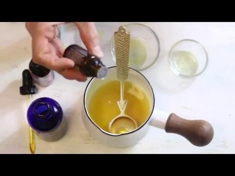 DIY Face Lotion