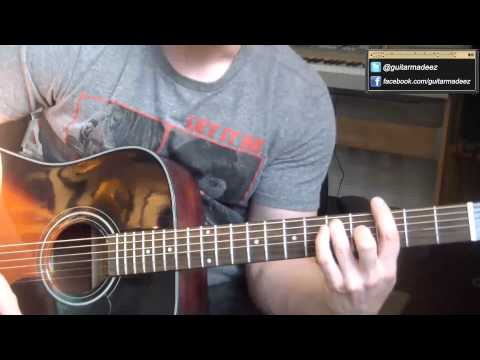 Jack Johnson - Banana Pancakes - Guitar Tutorial (EXTREMELY EASY TOLEARN IN ALMOST NO TIME!))