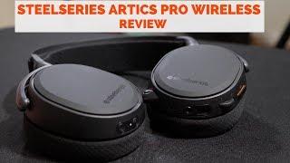 รีวิว Steelseries Arctis Pro Wireless Gaming Headsetไร้สาย