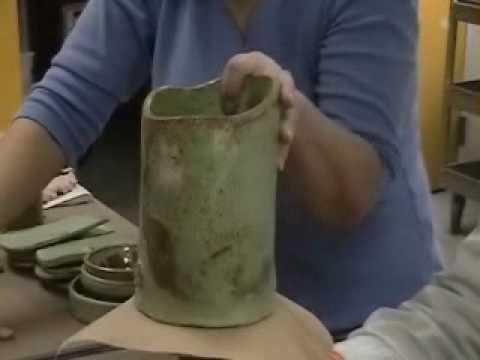 Charlene Carpenzano Kitchen Pottery Critique