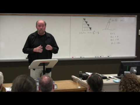 Jim Brown: Pure and Applied: The Mathematics-Ethics Relation