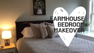 Download FARMHOUSE BEDROOM MAKEOVER   GUEST BEDROOM FARMHOUSE MAKEOVER   FARMHOUSE BEDROOM Video