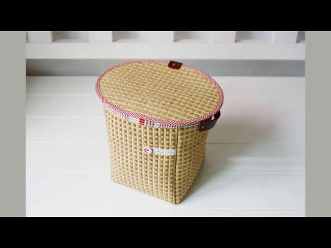 Shine Sewing Tutorial Fabric Storage Box Tutorial