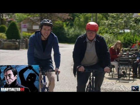 Emmerdale - Paddy Falls Of His Bike