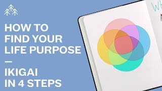 Discover Your Purpose in Life (Ikigai in 4 Steps)