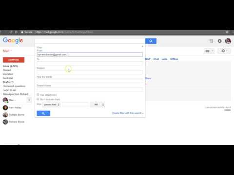 How to Block and Filter Senders in Gmail