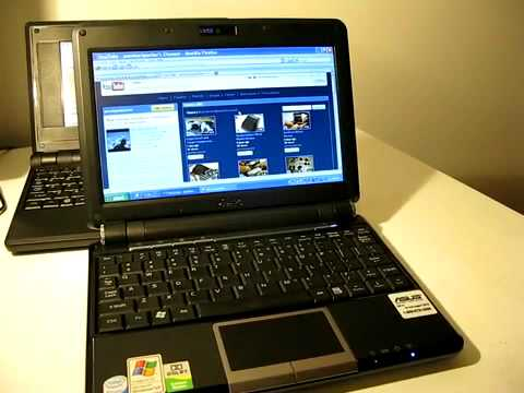Asus Eee PC 901 Netbook Review