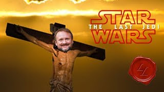 The Last Jedi is amazing and you are all insane.