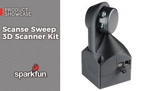 Product Showcase: Scanse Sweep 3D Scanner Kit