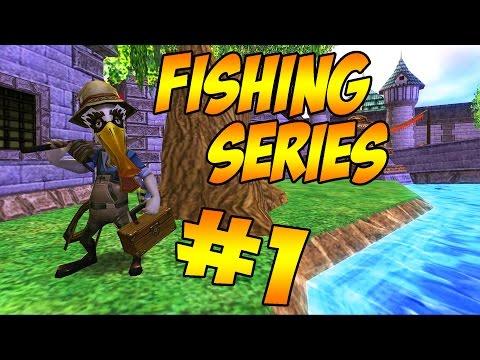 Wizard101: Fishing Series