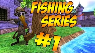 """Wizard101: Fishing Series """"they Nerfed It!"""" - Ep 1"""