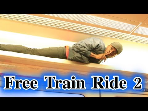 London Hacks - Free Train Ride ( pt 2 )