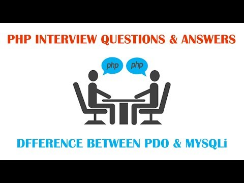 How to Fetch Records from MySQL Database using  PDO and MySQLi