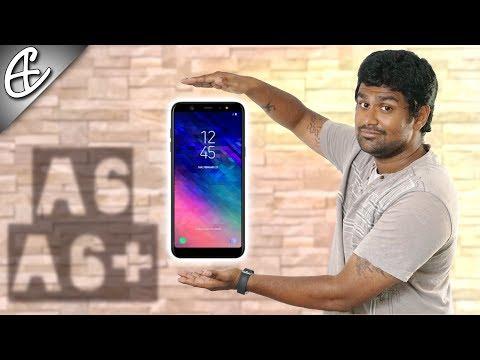 Samsung Galaxy A6 & Galaxy A6 Plus | A6+ - Infinity Display on Midrange Smartphones!