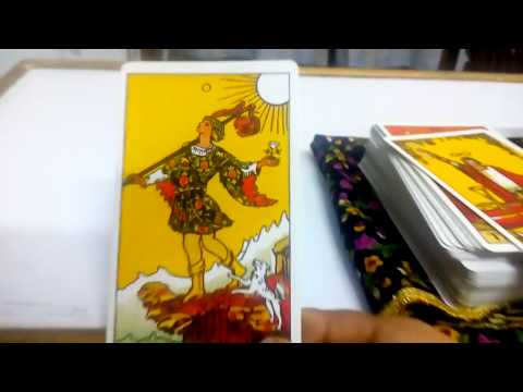 टैरो बहुत आसानी से सीखो /Quickly & Easily learn Tarot/The Fool / Tarot in hindi