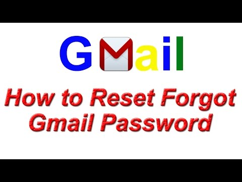 How to Reset Forgot Gmail Password ? Gmail Forgot Password Recovery
