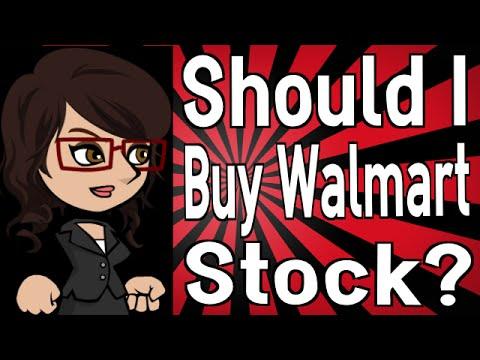 Should I Buy Walmart Stock?