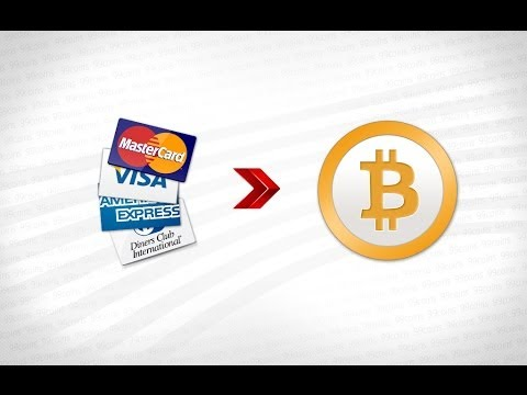 How to Buy Bitcoins with a Credit Card