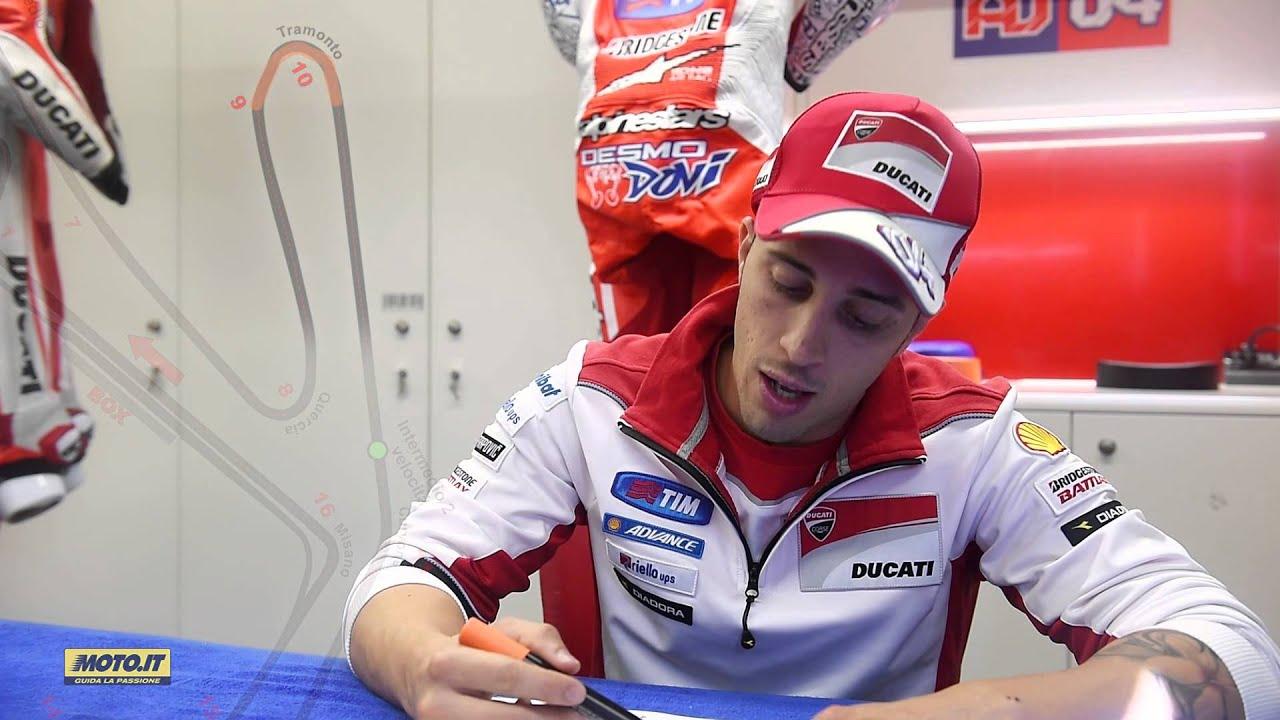 Storie di MotoGP. A Misano con Andrea Dovizioso