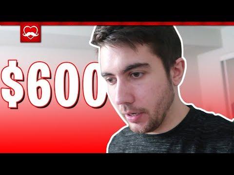 My $600+ Mistake
