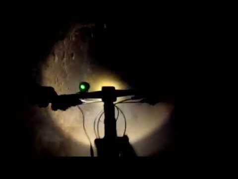 Ciclismo de montaña MTB XC. Ruta ciclista nocturna Cerro del Toro. Manzanillo Mountain Bikers