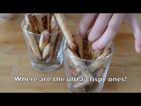 Taro Fries - A Healthy Alternative to Junk Food
