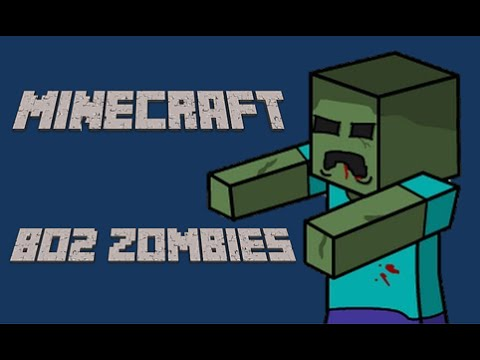 Minecraft PS3 Mini Game: Black Ops 2 Zombies Map Farm