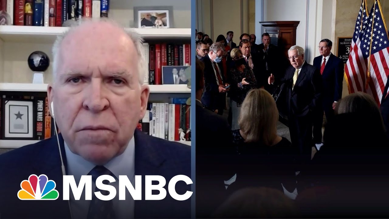 Brennan: Republicans 'Understand That The Truth Is Going To Hurt Them'